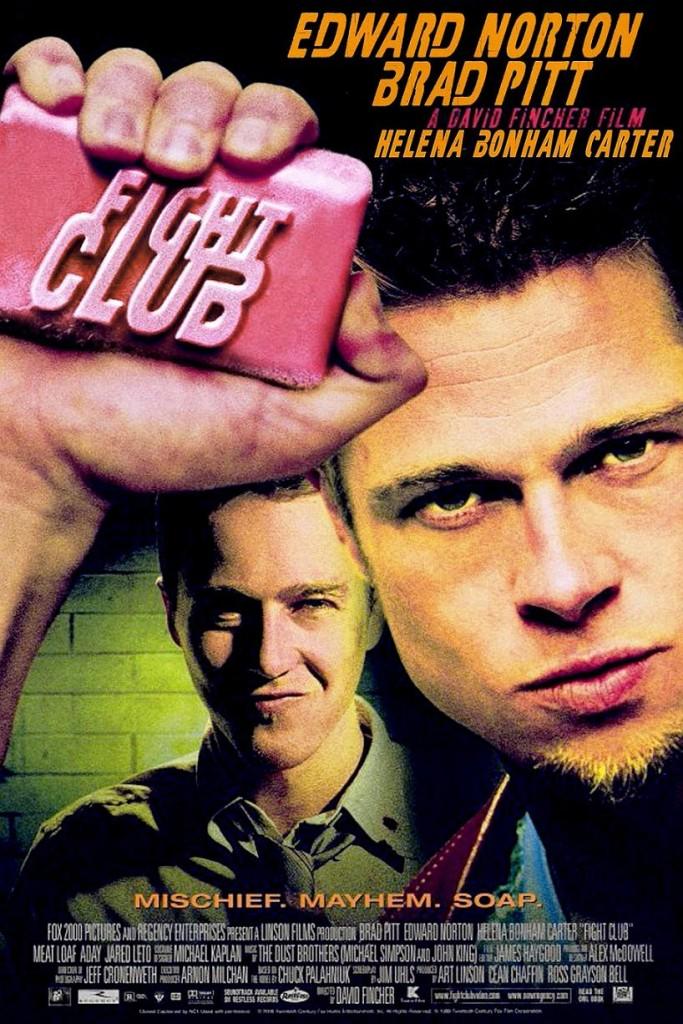 Бойцовский клуб / Fight Club (1999): постер