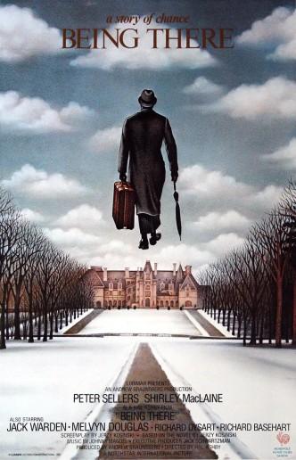Будучи там / Being There (1979): постер
