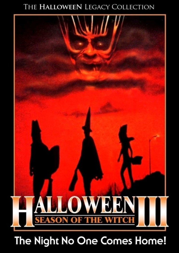 Хэллоуин 3: Сезон ведьм / Halloween III: Season of the Witch (1982): постер