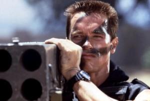 Коммандо / Commando (1985): кадр из фильма