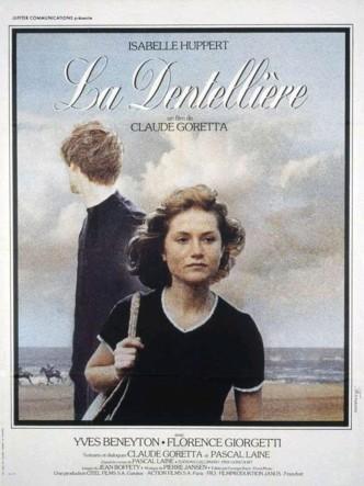 Кружевница / La dentellière / Die Spitzenklöpplerin (1977): постер