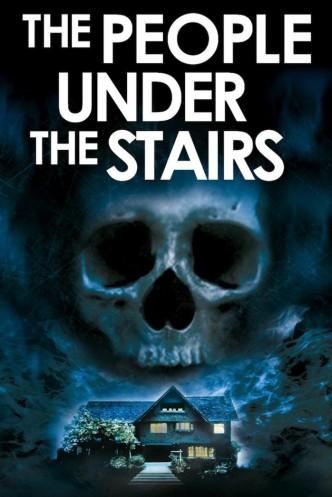 Люди под лестницей / The People Under the Stairs (1991): постер