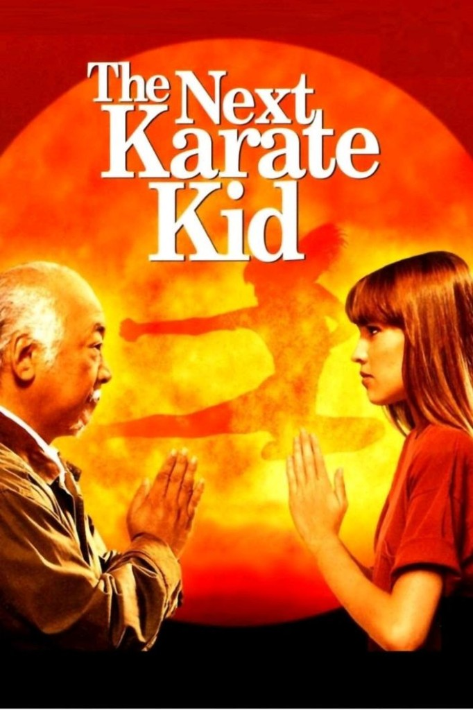 Малыш-каратист 4 / The Next Karate Kid (1994): постер