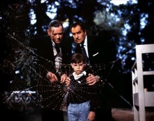 Муха / The Fly (1958): кадр из фильма