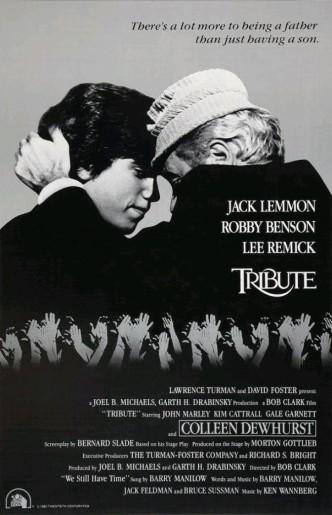 Награда / Tribute (1980): постер
