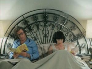 Романтичная англичанка / The Romantic Englishwoman / Une Anglaise romantique (1975): кадр из фильма