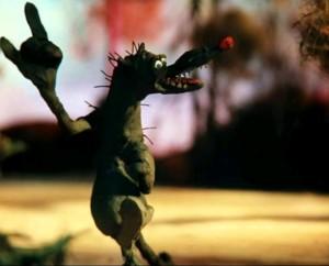 Серый волк энд Красная шапочка / Seryy Volk end Krasnaya Shapochka (1990): кадр из мультфильма