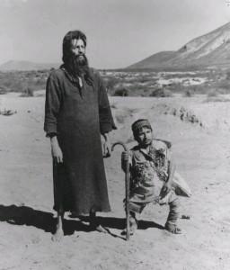 Симеон-пустынник / Simón del desierto (1965): кадр из фильма