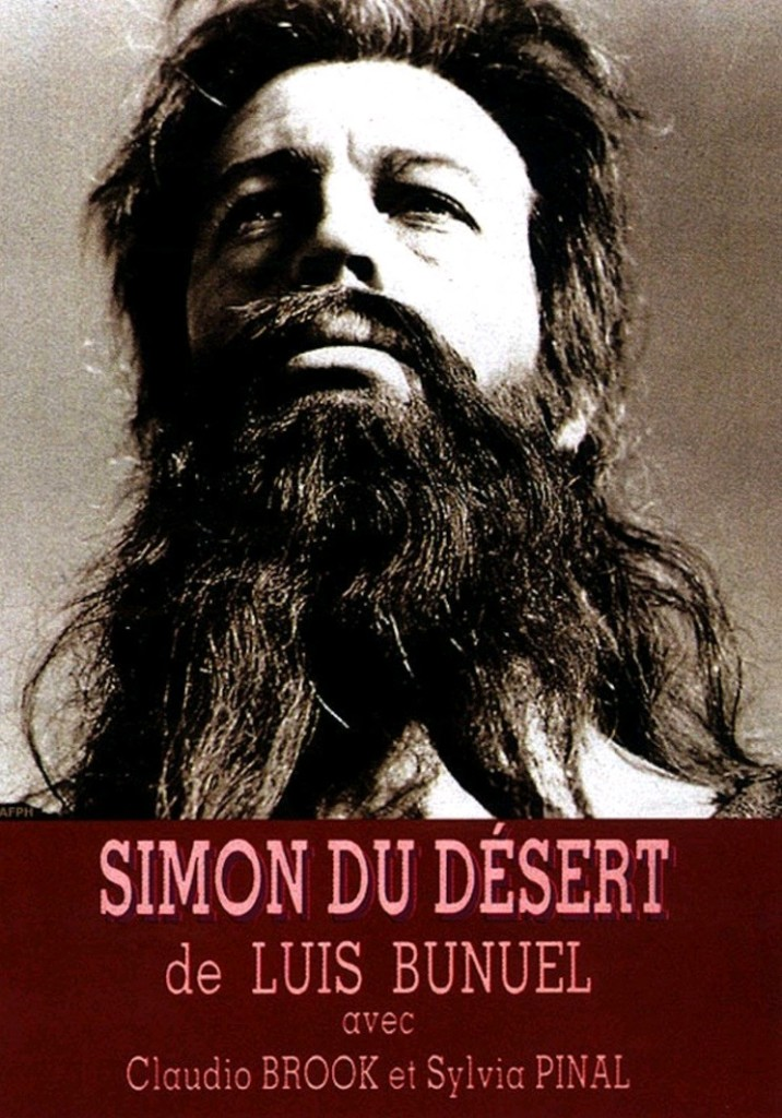 Симеон-пустынник / Simón del desierto (1965): постер