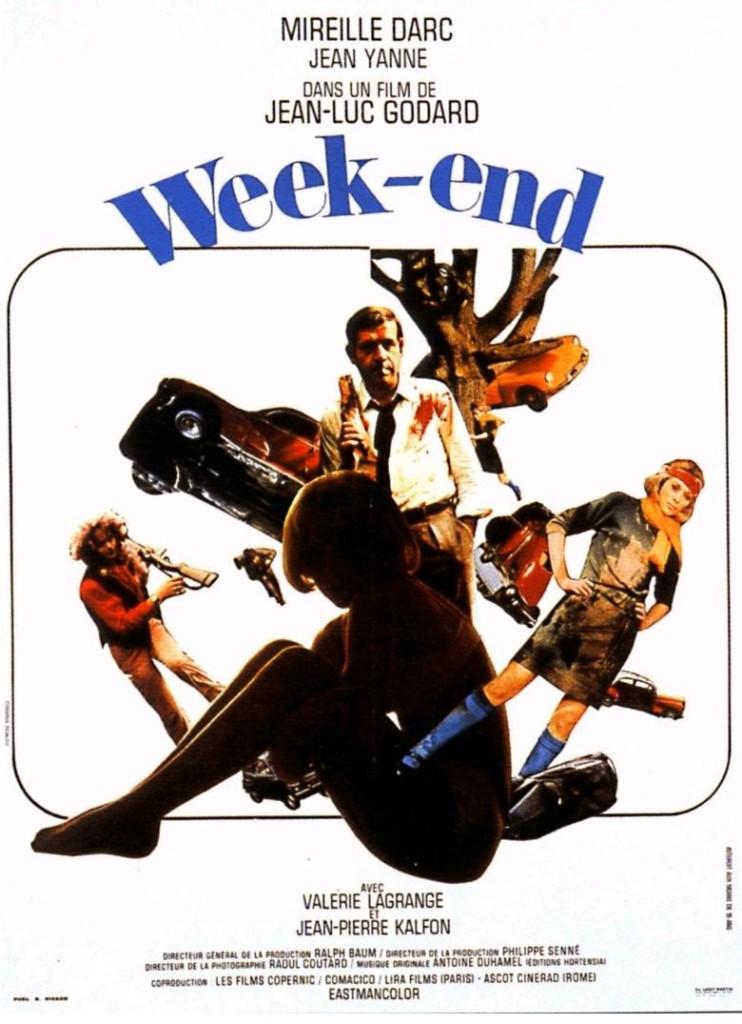 Уикенд / Week End (1967): постер