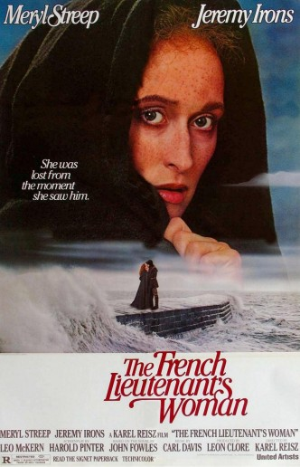 Женщина французского лейтенанта / The French Lieutenant's Woman (1981): постер