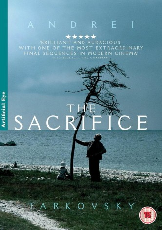 Жертвоприношение / Offret / The Sacrifice / Le sacrifice (1986): постер