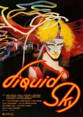 Жидкое небо / Liquid Sky (1982): постер