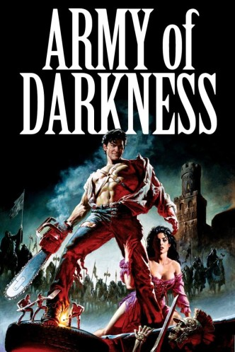 Армия тьмы / Army of Darkness (1992): постер