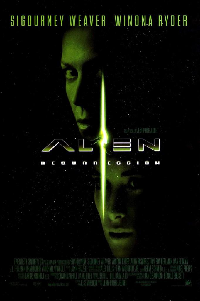 Чужой: Воскрешение / Alien: Resurrection (1997): постер