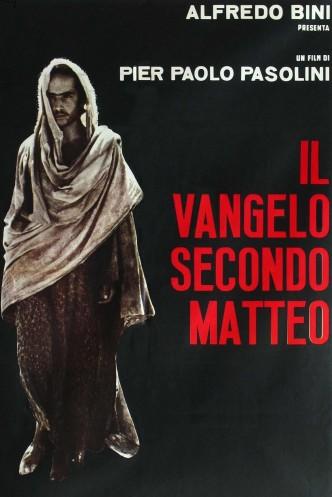 Евангелие от Матфея / Il vangelo secondo Matteo / L'évangile selon saint Matthieu (1964): постер