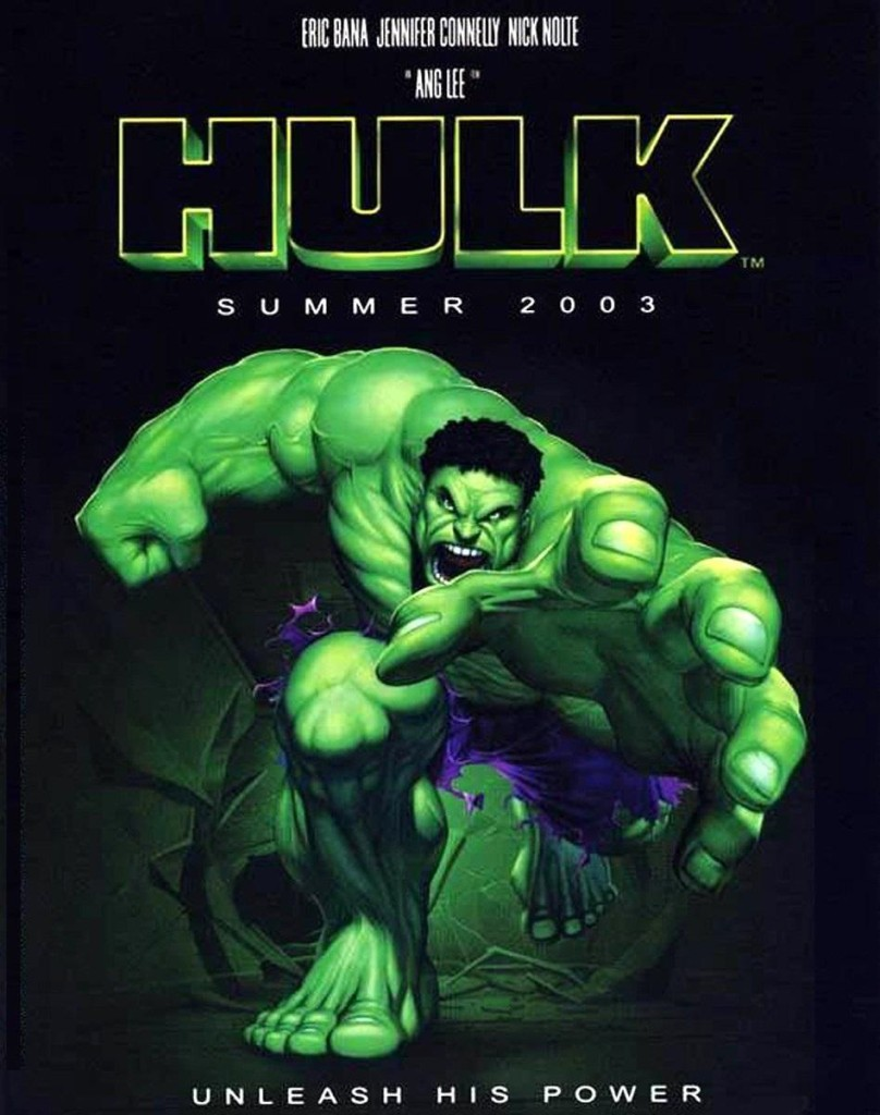 Халк / Hulk (2003): постер