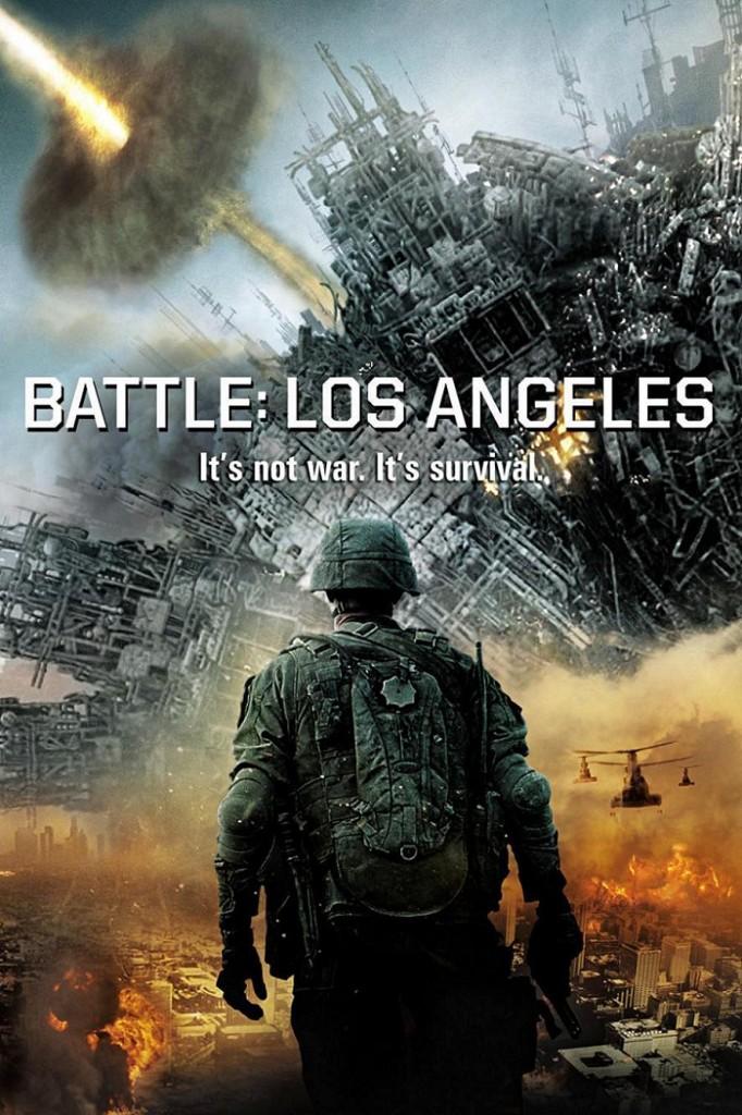 Инопланетное вторжение: Битва за Лос-Анджелес / Battle Los Angeles (2011): постер