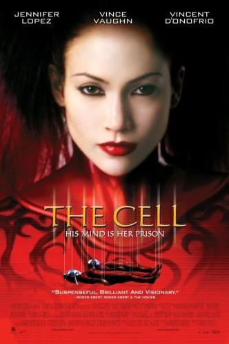 Клетка / The Cell (2000): постер