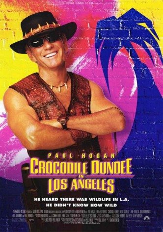 Крокодил Данди в Лос-Анджелесе / Crocodile Dundee in Los Angeles (2001): постер