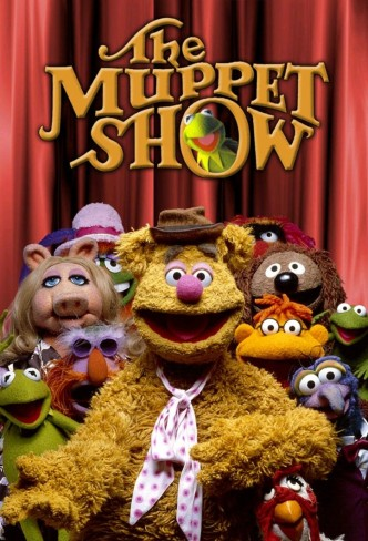 Маппет-шоу / The Muppet Show (1976-1981) (телесериал): постер