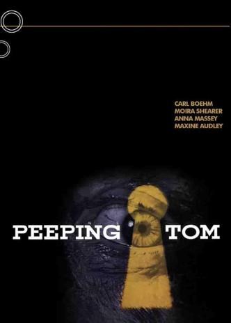 Подглядывающий / Peeping Tom (1960): постер