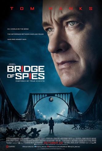 Шпионский мост / Bridge of Spies (2015): постер