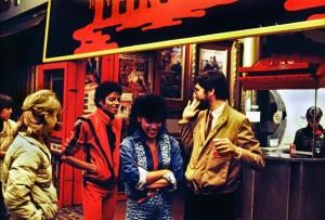 Создание «Триллера» / The Making of 'Thriller' (1983) (видео): кадр из фильма