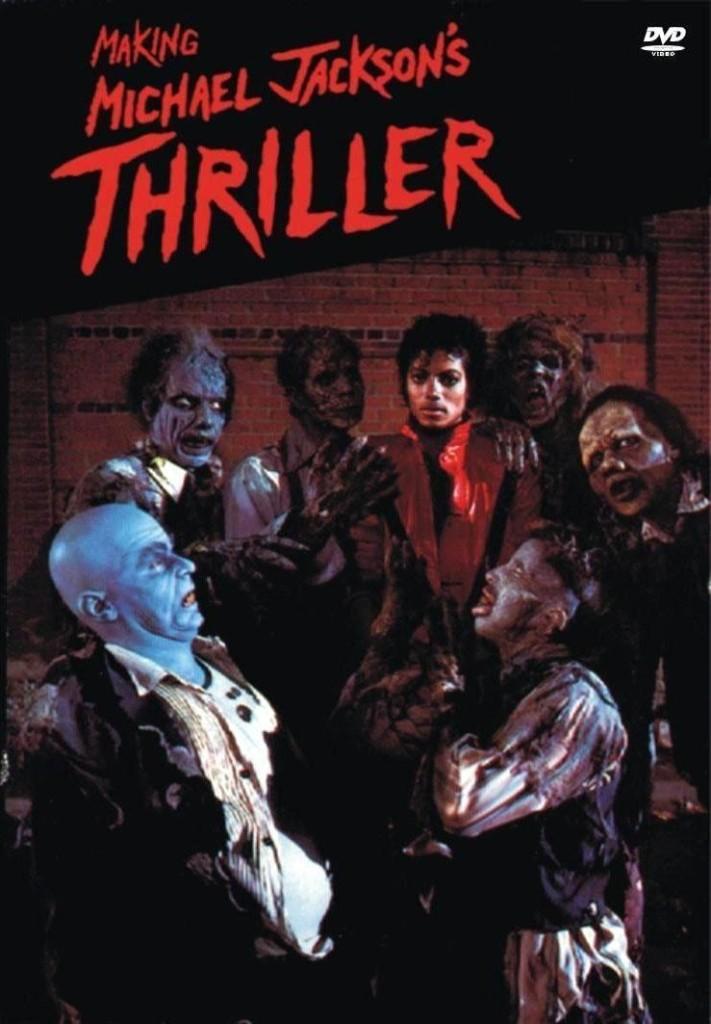 Создание «Триллера» / The Making of 'Thriller' (1983) (видео): постер