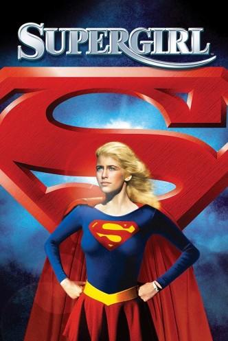 Супердевушка / Supergirl (1984): постер