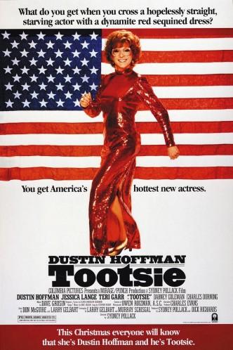 Тутси / Tootsie (1982): постер