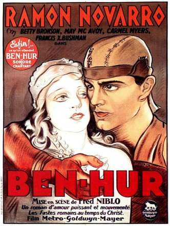 Бен-Гур / Ben-Hur: A Tale of the Christ (1925): постер