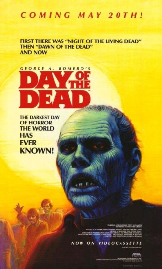 День мертвецов / Day of the Dead (1985): постер