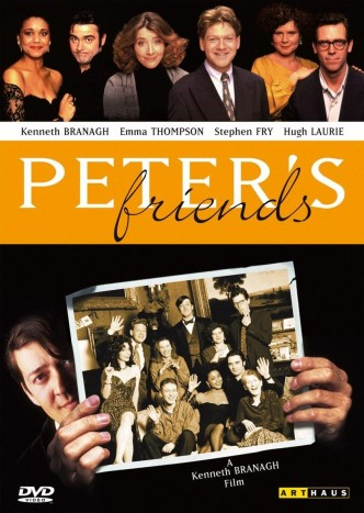 Друзья Питера / Peter's Friends (1992): постер