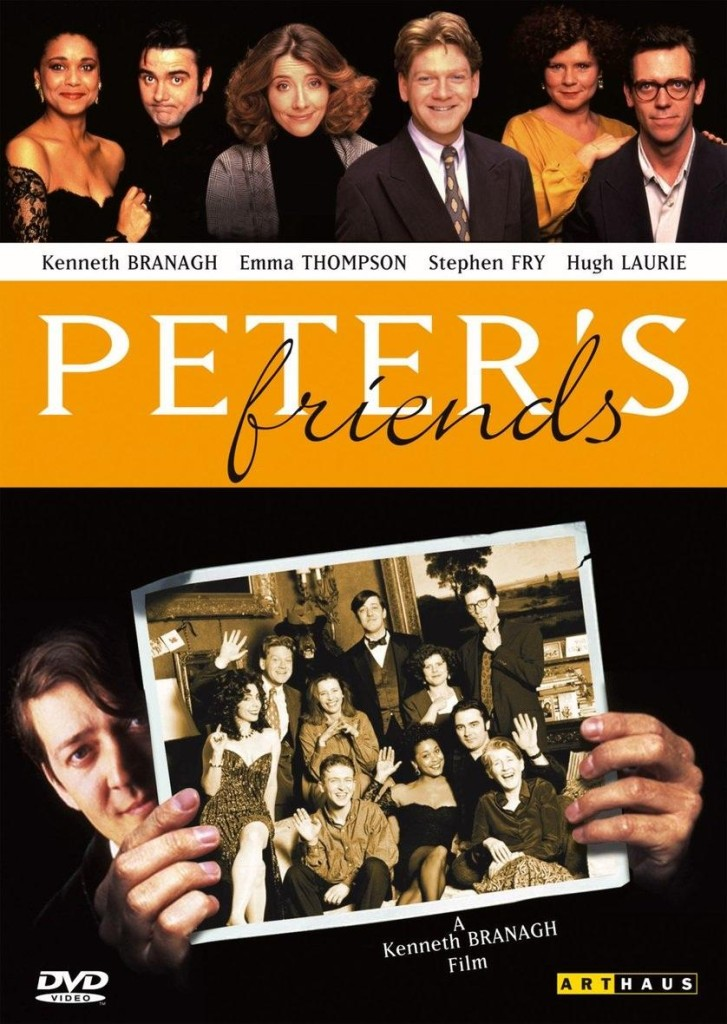 Друзья Питера / Peter's Friends (1992): постер