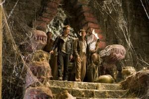 Индиана Джонс и Королевство хрустального черепа / Indiana Jones and the Kingdom of the Crystal Skull (2008): кадр из фильма