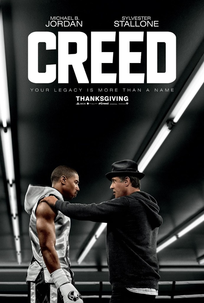 Крид: Наследие Рокки / Creed (2015): постер