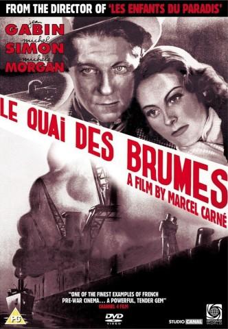 Набережная туманов / Le quai des brumes (1938): постер