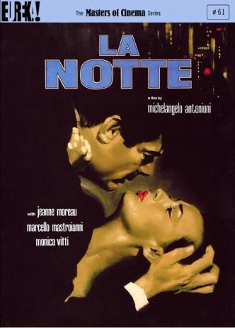 Ночь / La notte / La nuit (1961): постер