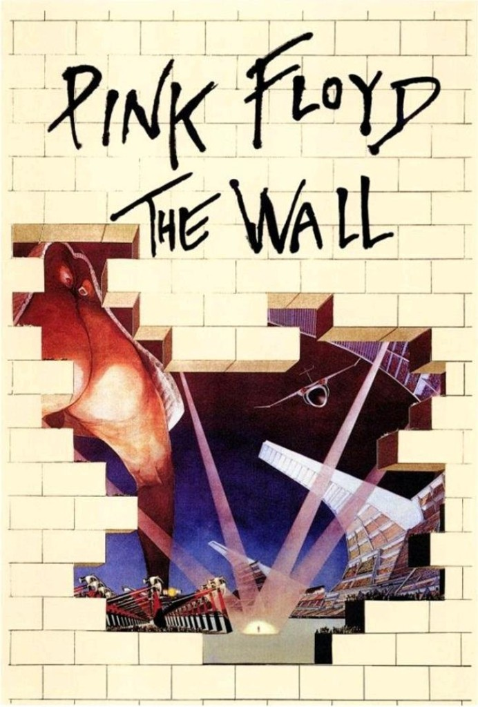 Пинк Флойд: Стена / Pink Floyd The Wall (1982): постер
