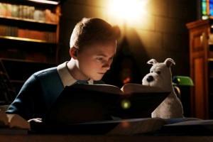 Приключения Тинтина: Тайна «Единорога» / The Adventures of Tintin (2011): кадр из фильма