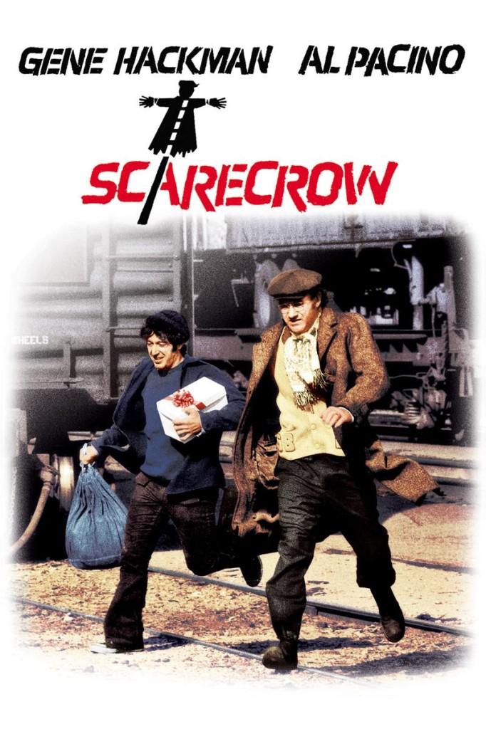 Пугало / Scarecrow (1973): постер