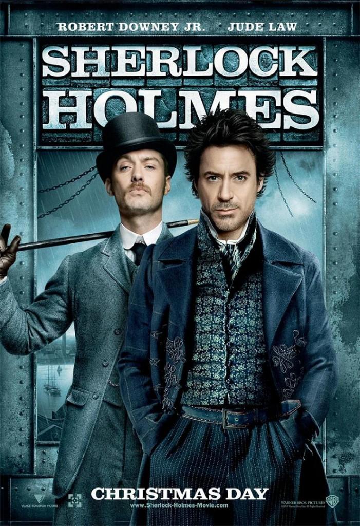 Шерлок Холмс / Sherlock Holmes (2009): постер