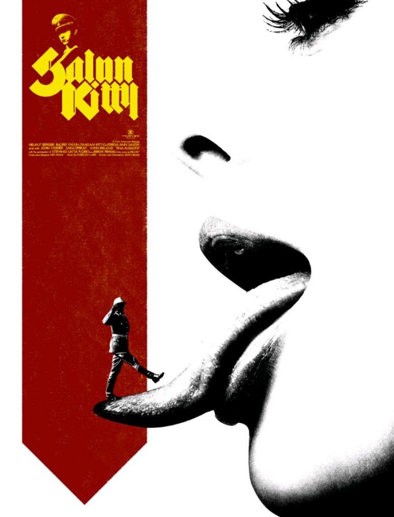 Салон Китти / Salon Kitty (1976): постер