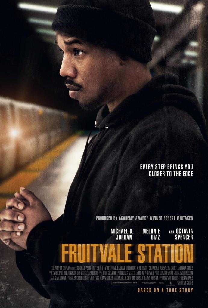 Станция «Фрутвейл» / Fruitvale Station (2013): постер