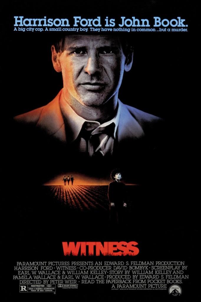 Свидетель / Witness (1985): постер