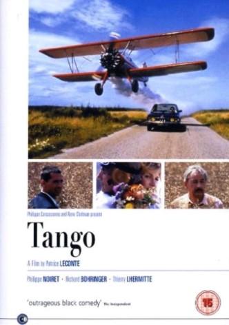 Танго / Tango (1993): постер