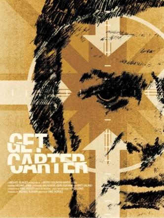 Убрать Картера / Get Carter (1971): постер