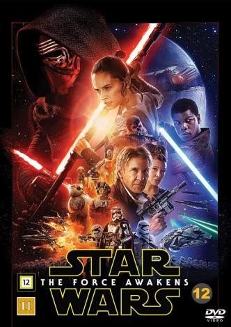 Звёздные войны: Пробуждение силы / Star Wars: Episode VII – The Force Awakens (2015): постер