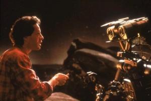 Короткое замыкание / Short Circuit (1986): кадр из фильма